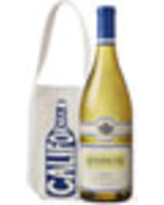 Rombauer Chardonnay & California Wine Tote - Wine Collection Gift
