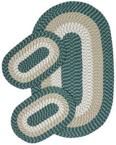 Don T Miss Deals On Beeman Braided Green Rug August Grove