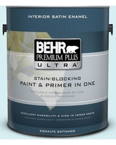 Don T Miss These Deals On Behr Ultra 1 Qt 520a 1 Lakeside Mist Extra Durable Eggshell Enamel Interior Paint Primer