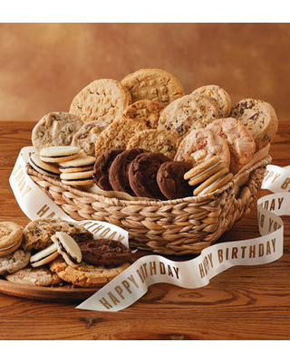 Birthday Cookie Gift Basket By Harry David