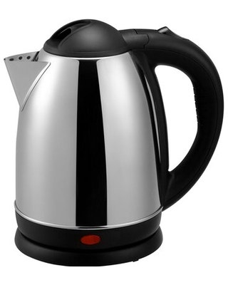 Brentwood Appliances 1.8 qt. Stainless Steel Electric Tea Kettle