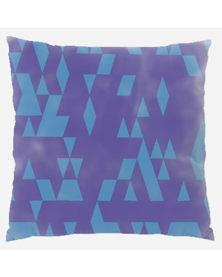 Abstract Throw Pillow Rug Tycoon