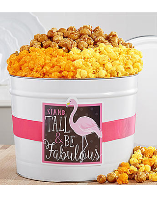 Don T Miss This Deal On Be Fabulous Popcorn Tins 2 Gallon 3 Flavor