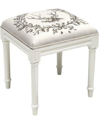 Super Dont Miss Fall 2019 Sales On 123 Creations Elk Vanity Stool Caraccident5 Cool Chair Designs And Ideas Caraccident5Info