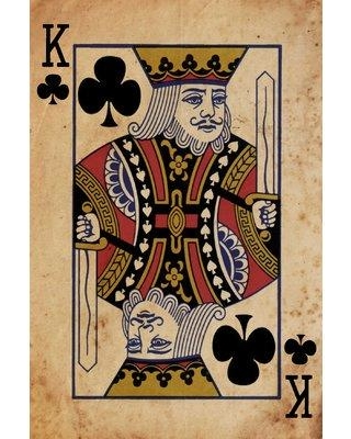 PTM King Graphic Art Print on Wrapped Canvas 9-4564c