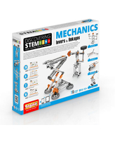 STEM Mechanics Levers and Linkages - Building & Construction for Ages 8 to 11 - Fat Brain Toys