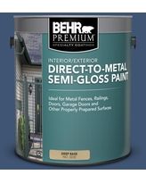 Shopping Special For Behr Premium 5 Gal Hdc Md 27 Tart Orange Semi Gloss Direct To Metal Interior Exterior Paint