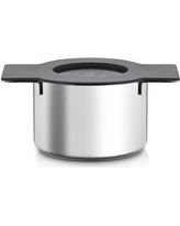Eva Solo North America Gravity Soup Pot with Lid 256 Color: Gray Size: Extra Large