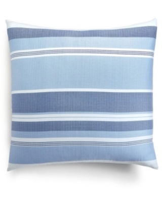Shopping Special For Charter Club Damask Designs Coastal Stripe 300 Thread Count Euro Sham Created Macy S Bedding