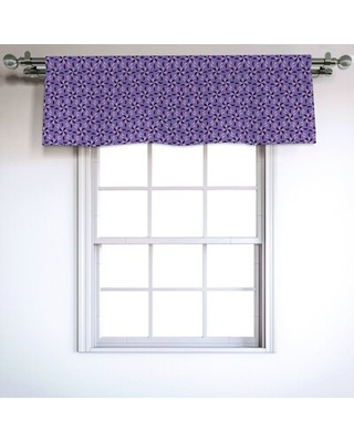 "54"" Window Valance East Urban Home"