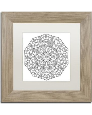 Cyber Monday Shopping Special Trademark Art Fun Mandala By Kathy