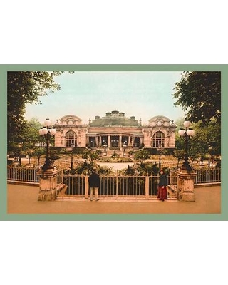 Buyenlarge 'The Vichy Casino' by Detroit Photographic Company Photographic Print 0-587-19659-9