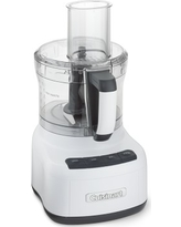 Cuisinart Elemental 8-Cup Food Processor, White