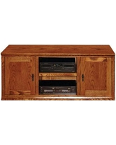 "Loon Peak Matlock 53"" TV Stand LNPE7438 Color: Antique Alder"