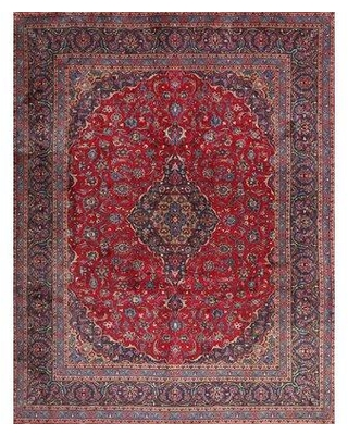 Bloomsbury Market Arusha Traditional Red/Pink Area Rug W001612486 Rug Size: Rectangle 2' x 5'