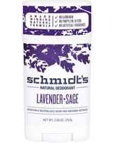 Schmidt's Lavender + Sage Natural Deodorant - 2.65oz, Multi-Colored