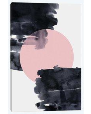 """East Urban Home 'Minimalism XX' Graphic Art Print on Wrapped Canvas EBHS0679 Size: 12"""" H x 8"""" W x 0.75"""" D"""