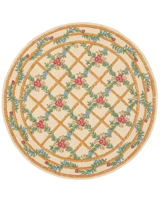 Can T Miss Deals On Safavieh Chelsea Ivory 3 Ft X 3 Ft Round Area Rug