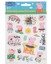 Tremendous Peppa Pig Stickers Ocoug Best Dining Table And Chair Ideas Images Ocougorg