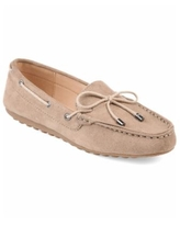 Journee Collection Women's Thatch Loafers - Taupe