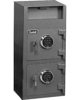 Gardall Economical Depository Safe: Electronic Lock DS-3315-G-EE