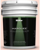Amazing Sales On Behr Marquee 5 Gal 220c 2 Peachtree Semi Gloss Enamel Interior Paint And Primer In One