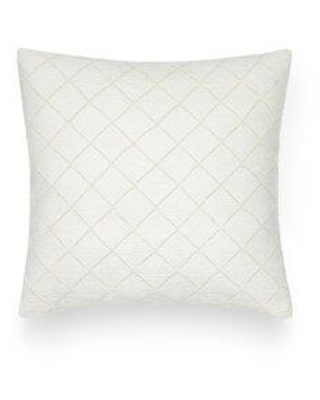 New Deal For Calvin Klein Cotton Geometric Throw Pillow Cotton Polyester Polyfill In Ivory Cream Size 18x18 Wayfair 5110221 Su I1 D2