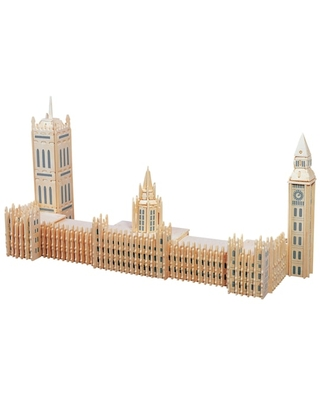 University Games Big Ben Wooden 29 Piece Puzzle By Puzzled | Michaels®
