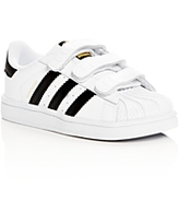 Adidas Unisex Superstar Triple Strap Sneakers - Walker, Toddler