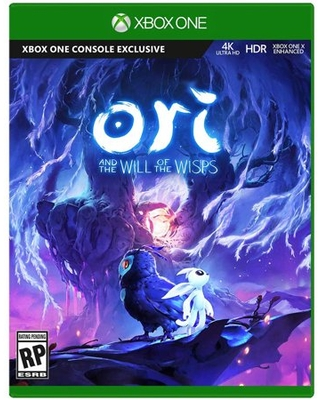 Ori and the Will of the Wisps, Microsoft, Xbox One, 889842528473