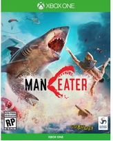 Maneater, Deep Silver, Xbox One