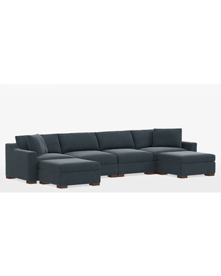 Discover Deals On Sublimity Classic 6 Piece Double Chaise Sectional Sofa
