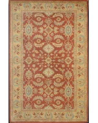 Charlton Home Mirfield Persian Red Tan Area Rug Crlm1739 Size Runner 2