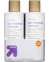 Makeup Remover - 5.5oz - 2pk - Up&Up (Compare to Neutrogena Oil-Free Makeup Remover)