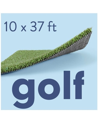 ALLGREEN Golf 10 x 37 FT Artificial Grass for Golf Putts Indoor/Outoor Area Rug
