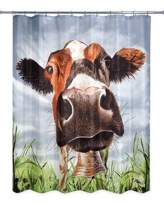 Maybelle Shower Curtain - Allure Home Creation