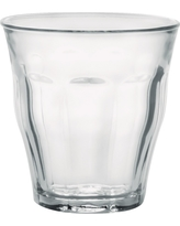 Duralex - Picardie 8 3/4 oz Glass set of 6, Clear