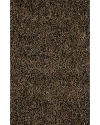 """17 Stories Jawawn Contemporary Brown/Tan Area Rug STSS6399 Rug Size: Runner 2' x 7'6"""""""