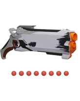 Nerf Overwatch Reaper (Wight Edition), Includes 8 Overwatch Nerf Rival Rounds