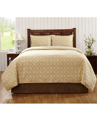 Dylan Duvet Cover Amity Home Size: Twin
