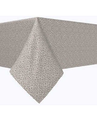Textured Lace Pattern Tablecloth
