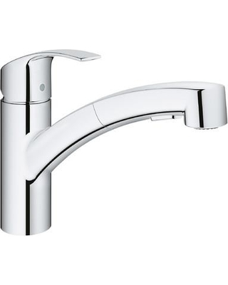 Spectacular Deals On Grohe Eurosmart Single Handle Pull Out Standard
