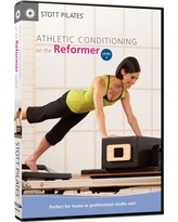 STOTT PILATES Athletic Conditioning Reform Level 3 DVD, Size: Small
