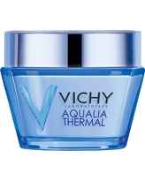 Vichy Aqualia Thermal Rich Hydrating Face Moisturizer with Hyaluronic Acid - 1.69oz