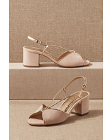Vicenza Rooney Heels By Vicenza in Pink Size 10