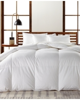 Hotel Collection European White Goose Down Medium Weight King Comforter, Hypoallergenic UltraClean Down, Created for Macy's Bedding
