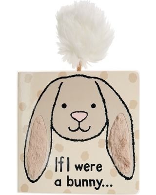 'If I Were A Bunny' Board Book, Size One Size - Grey