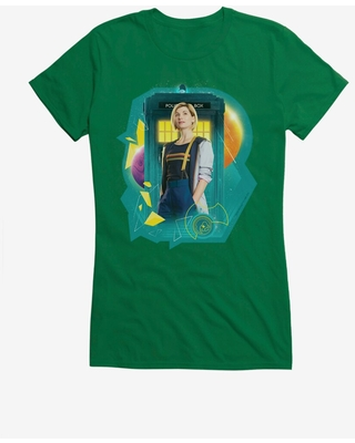 Doctor Who The Thirteenth Doctor Prism Girls T-Shirt