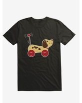 Fisher Price Pull Toy Dog Icon T-Shirt