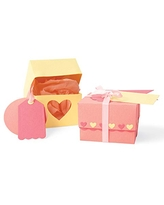 Sizzix Thinlits Plus Die Set 10 Pack , Box & Labels by Jenna Rushforth Cutting dies, Multicolor